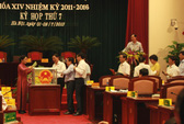 Hà Nội: Hoàn tất lấy phiếu tín nhiệm 18 cán bộ lãnh đạo