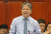 """Bộ trưởng Tư pháp """"né"""" kết luận có tham nhũng chính sách hay không?"""