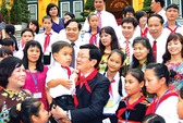Chủ tịch nước đề nghị ngành giáo dục đổi mới mạnh mẽ