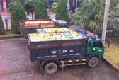 Khởi tố vụ vận chuyển 10 tấn gà lậu Trung Quốc