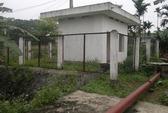 2 cháu bé chết thảm tại trạm xử lý nước của thôn