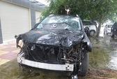 """Phóng Lexus như điên, """"đại ca"""" đất Cảng tông thương vong 4 người"""