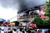 Cháy Trung tâm thương mại Hải Dương: Thiệt hại 300-400 tỉ đồng