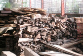 Thanh Hóa: Bắt ô tô chở gần 4 tấn gỗ trắc giá bạc tỉ
