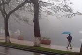 Gió mùa Đông Bắc mạnh tràn về, miền Bắc giảm đột ngột 8-10 độ