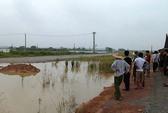 Hà Nội: Rơi xuống hố công trình, 2 học sinh tử vong