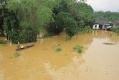 Miền Trung: 21 người chết và mất tích do bão, lũ