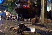 Xe Toyota Venza điên cuồng gây tai nạn, 6 người thương vong