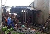 Miền Trung thiệt hại kinh hoàng do bão số 10
