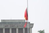 Từ 12 giờ trưa nay, cả nước để tang Đại tướng Võ Nguyên Giáp