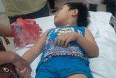 Hà Nội: Trần đổ, 6 học sinh mầm non bị thương