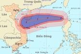 Di chuyển nhanh, bão Krosa đe doạ miền Trung