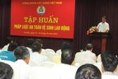 Tập huấn về an toàn vệ sinh lao động khu vực Hà Nội