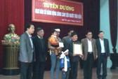 Chủ tịch nước tặng ngư dân xả thân cứu người 20 triệu đồng
