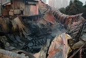 Phát hiện thi thể bé 3 tuổi trong vụ cháy nhà tạm công nhân