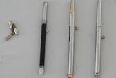 Cựu giáo viên mang 3 súng bút để phòng thân