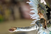Tưng bừng lễ hội Carnival lớn nhất hành tinh