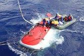 Tàu Trung Quốc lập kỷ lục lặn sâu