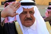 Hoàng thái tử Ả Rập Saudi qua đời