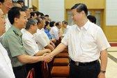 Lãnh đạo Trung Quốc họp kín