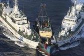 Nhật - Trung khai chiến ngoại giao