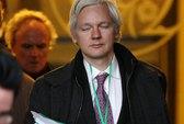 """Anh """"đố"""" Assange chạy thoát"""