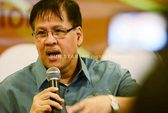 Máy bay rơi xuống biển, Bộ trưởng Nội vụ Philippines mất tích
