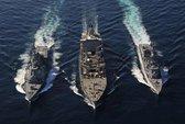 Mỹ - Nhật tập trận phòng Trung Quốc lên Senkaku