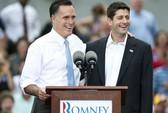 Liên danh Mitt Romney và Paul Ryan chạy đua vào Nhà Trắng