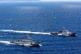 Toàn bộ tàu hải giám Trung Quốc rút khỏi Senkaku