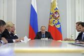 Tổng thống Putin khiển trách chính phủ Medvedev