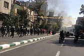 Iran: Biểu tình bạo động vì đồng tiền sụt giá