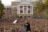 """Obama: """"Có người mạo danh Mitt Romney"""""""