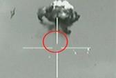 Israel bắn hạ máy bay lạ xâm nhập không phận