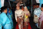 Malaysia: Thủ hiến bang bị điều tra vì đám cưới con