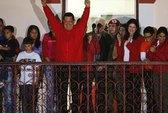 Ông Hugo Chavez tái đắc cử tổng thống Venezuela
