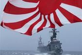 Hải quân Nhật diễu binh khoe tàu chiến