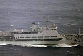 7 tàu Trung Quốc áp sát vùng biển gần đảo Nhật