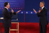 Obama - Romney đấu khẩu chan chát