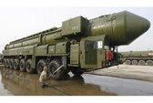 Tổng thống Putin chỉ huy lực lượng hạt nhân tập trận