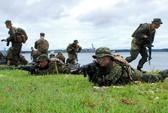 Mỹ - Nhật hủy tập trận tái chiếm đảo
