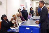 Tổng thống Mỹ bỏ phiếu sớm