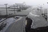Siêu bão Sandy đổ bộ dữ dội
