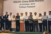 ASEAN đã thống nhất các thành tố COC
