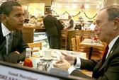 Bão Sandy thổi thị trưởng New York về phe Obama