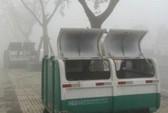 Tránh rét, 5 trẻ chết trong thùng rác