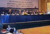 Thúc đẩy xây dựng lòng tin ở biển Đông