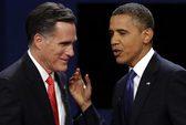 Ông Obama mời ông Romney ăn trưa
