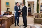 Không có tình bạn trên bàn ăn Obama - Romney