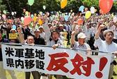 Cấm lính Mỹ tại Nhật rời căn cứ một mình